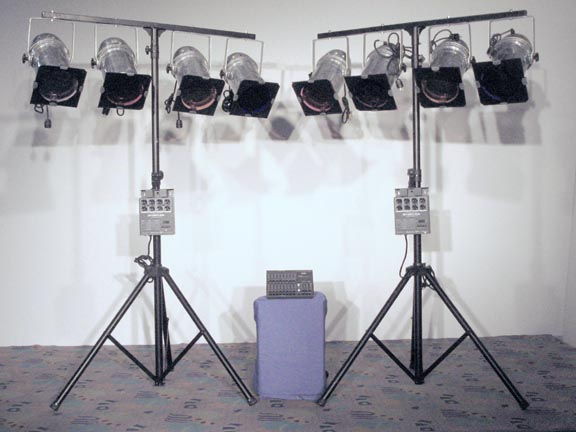 Lighting Equipment Price shown is first-day rental rate. Week rate is 4 times daily. & Lighting Equipment|Party Lighting Rentals Los Angeles|Stage|Uplight azcodes.com