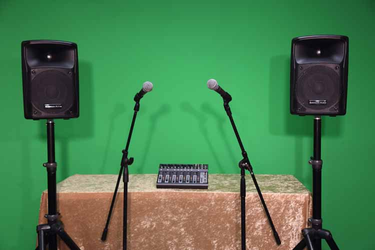 PA Sound Systems Rental Serving Los Angeles, Party Sound