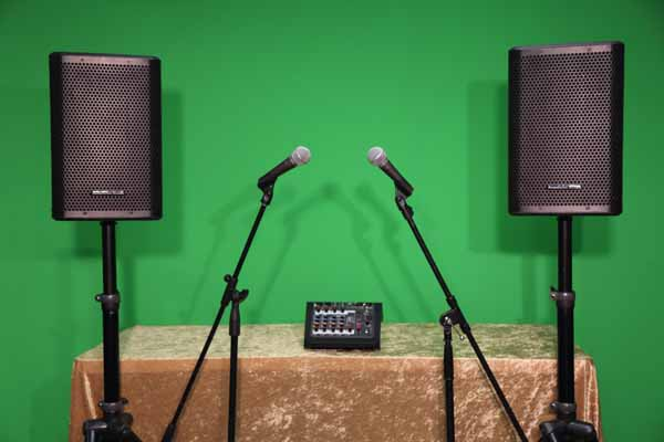 Pa Sound Systems Rental Serving Los Angeles Party Sound